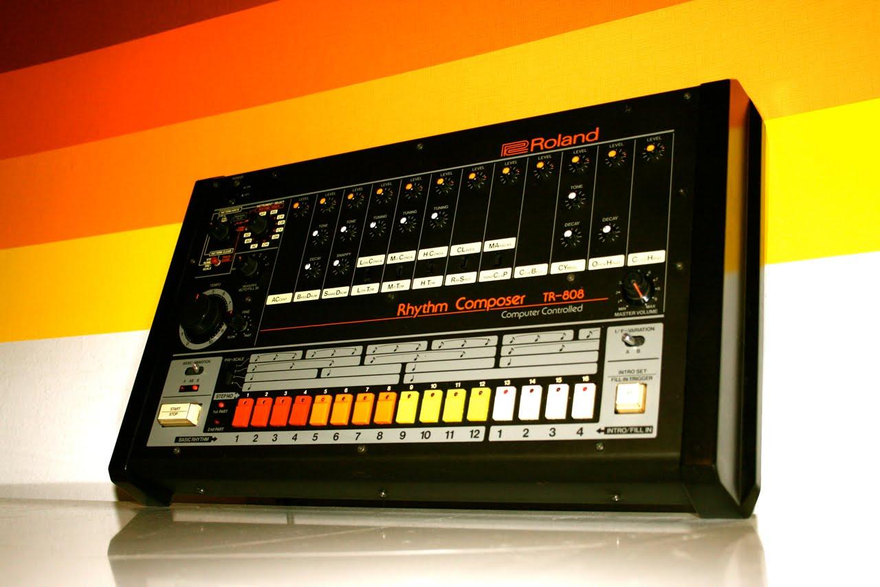 Roland TR 808 Hammarica PR