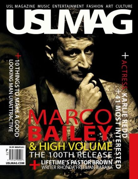 USL MAG COVER STORY FOR MARCO BAILEY
